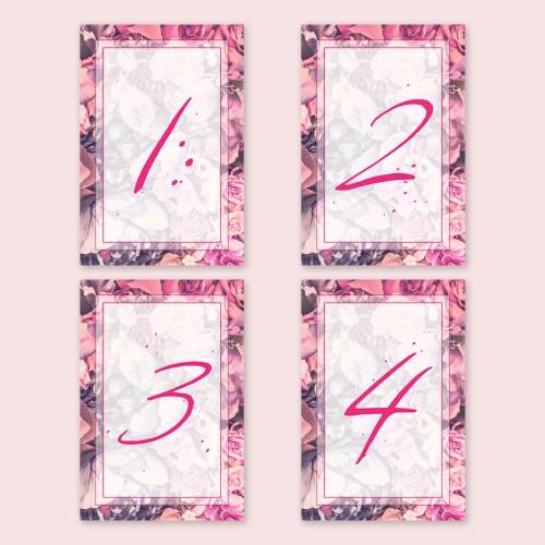 """Stalo numeris """"Rožės"""""""